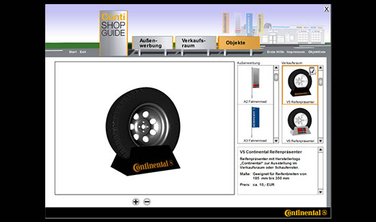 Continental ShopGuide